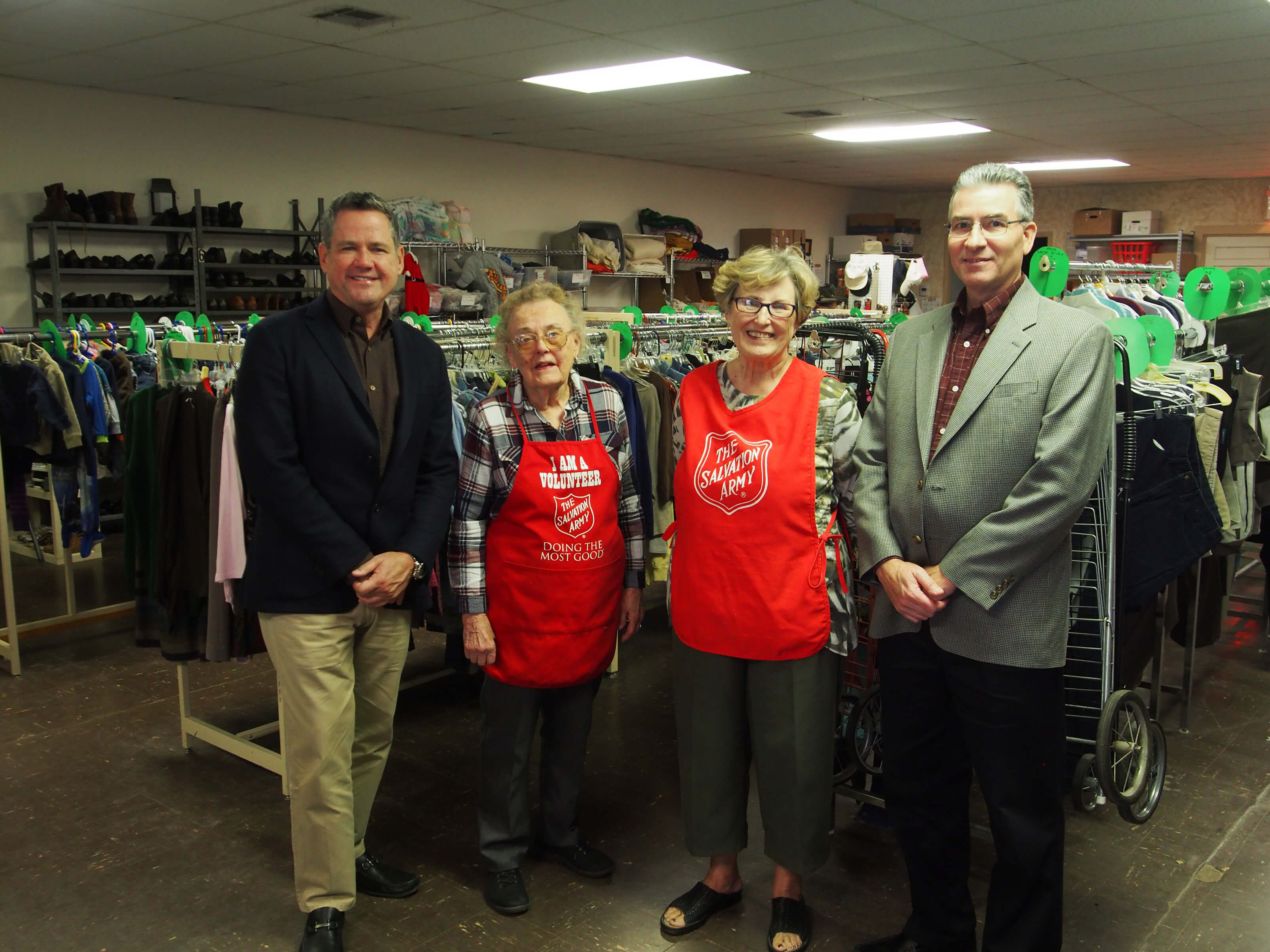 Salvation Army of Craig County