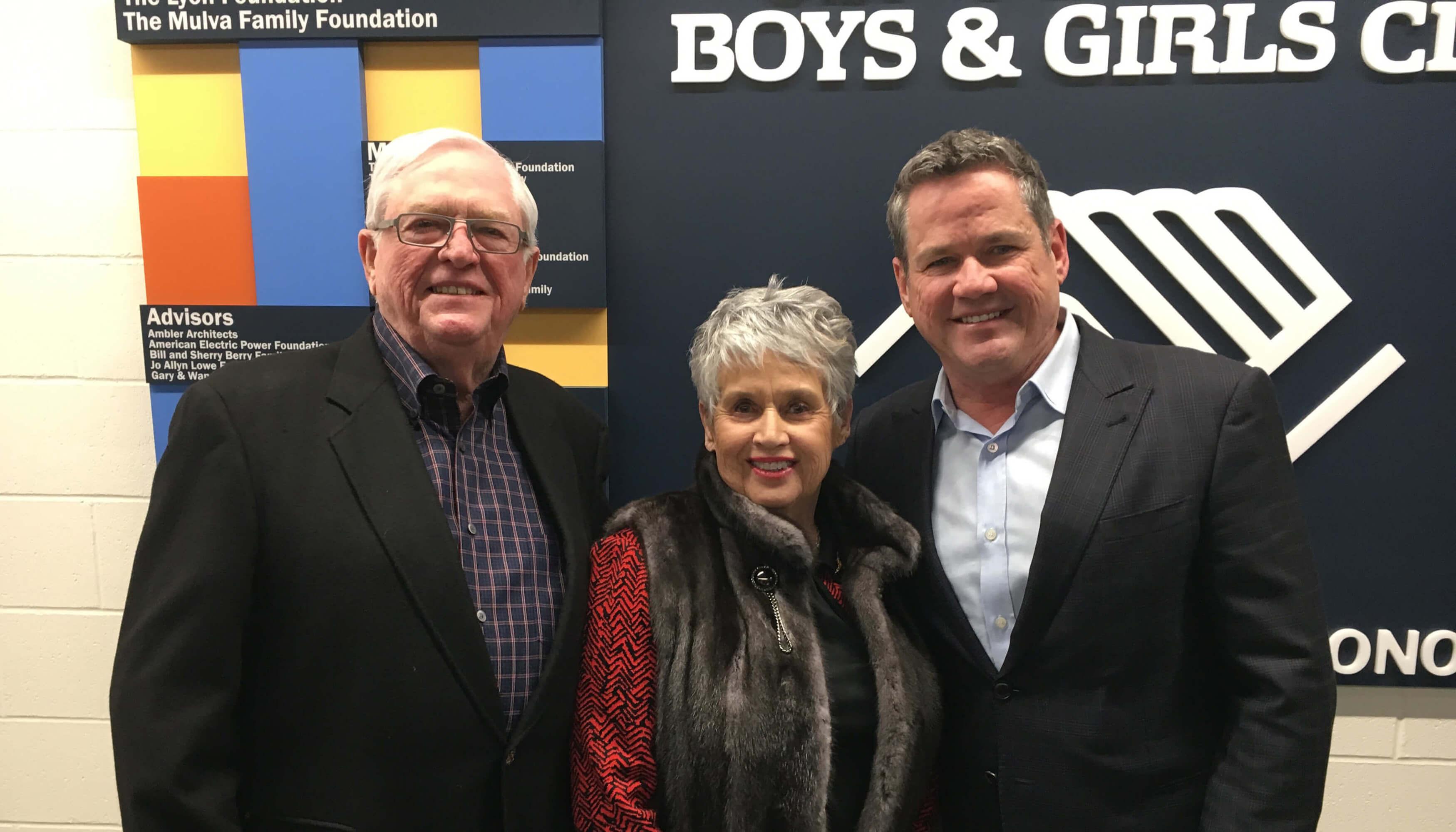 Denny, John & Gail